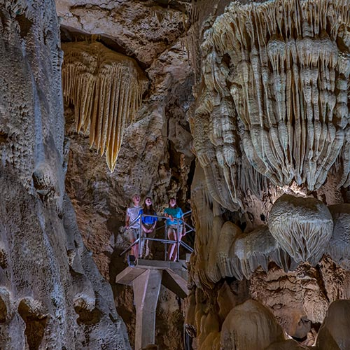 Texas Cave Trail Experience The Finest Caves In Texas